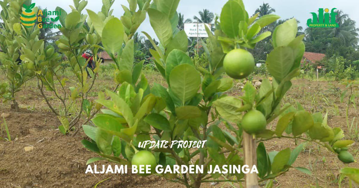 kavling aljami bee garden