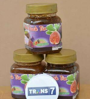 kavling buah tin - olahan buah tin