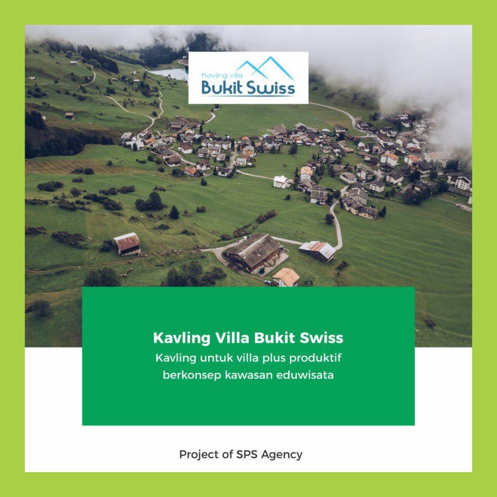 kavling villa bukit swiss