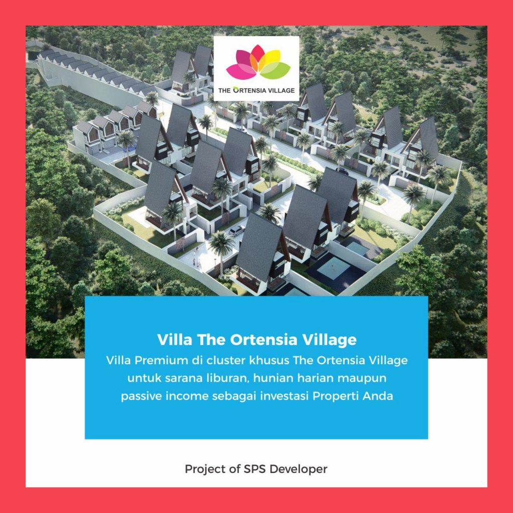 the ortensia village - villa