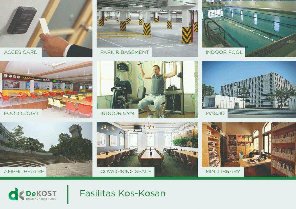 fasilitas dekost indonesia