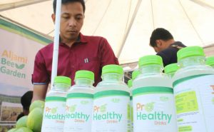 prohealthy produk aljami bee garden