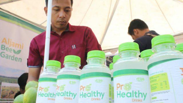 Pro Healthy Salah Satu Produk Olahan Kavling Aljami Bee Garden Jasinga