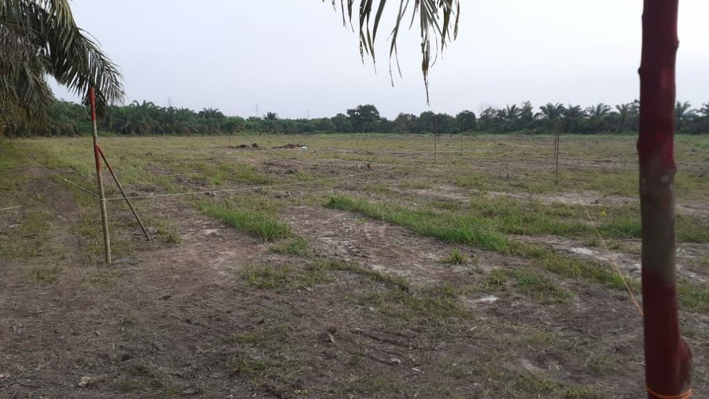 tanah dijual agrovillage pekanbaru