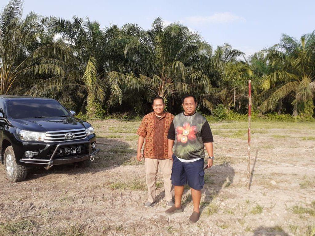 view lokasi agrovillage pekanbaru