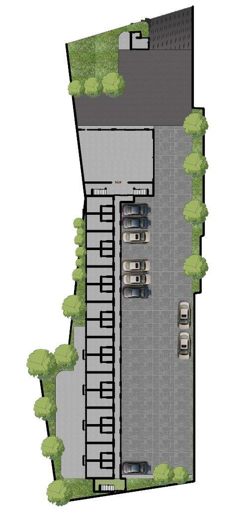 lantai 1 apartemen kost